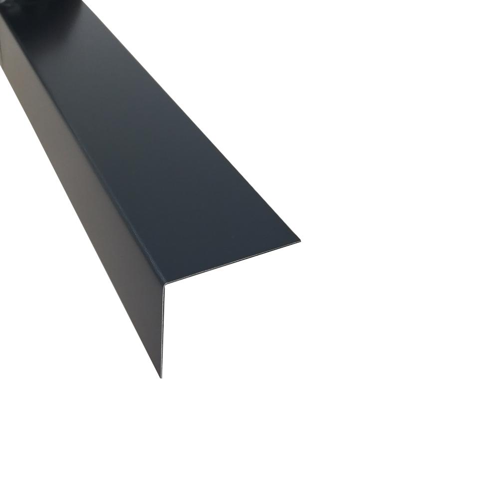 Aluwinkel 40 x 30 x 3 mm Winkelprofil ungleichschenklig Alu Winkel Aluprofil Aluminiumprofil L Profil aus Aluminium 2 Stck. 100 cm