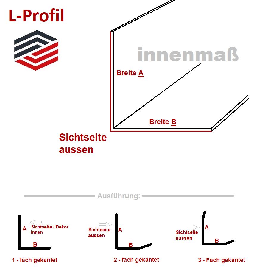 Edelstahl Winkel 2000mm 150x150 mm K240 geschliffen V2A 0,8mm stark Winkelblech Kantenschutz,kreativ bauen 200cm Edelstahl L-Profil Schenkel 15x15 cm