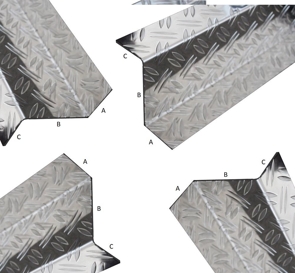 Caliber : Multi size N/ützliches Zubeh/ör 4 Geschwindigkeit 5 mm Alu-Y Typ Schwei/ßd/üse for Vinyl-PVC-Kunststoff-Hei/ßluft-Gebl/äse Dreieck Geschwindigkeit D/üse Rundschwei/ßkopf