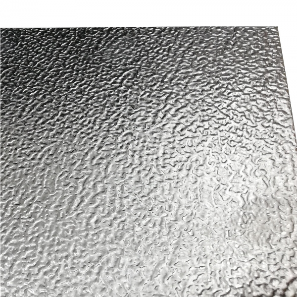 Aluminium Stucco Design 1,0mm stark